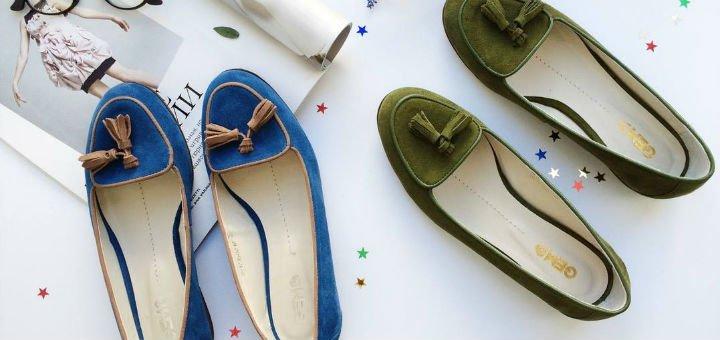 cc3ed109e8e3 Женские туфли и балетки в интернет-магазине «GEM» в Киеве. Покупайте  кожаную обувь по скидке.