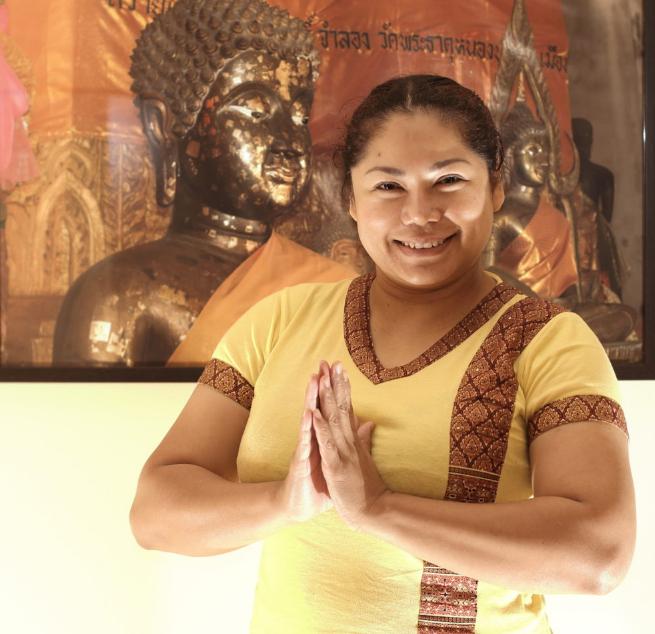 Тайский массаж симферополь 5