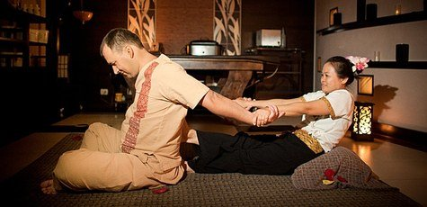 Тайский традиционный или спортивный массаж!
