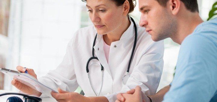 Обследование у врача-уролога в медицинском центре «ИБН СИНА+»!