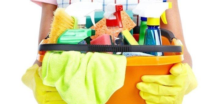 Профессиональная генеральная уборка помещения специалистами компании «Prof Clean Elephant»