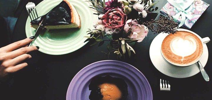 """Самые вкусные кондитерские изделия в Одессе! Скидка на все меню кафе """"Sweet Flowers & Bakery""""!"""