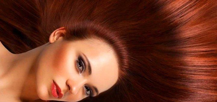 Лечение, восстановление и реконструкция волос в салоне красоты «Гармония»