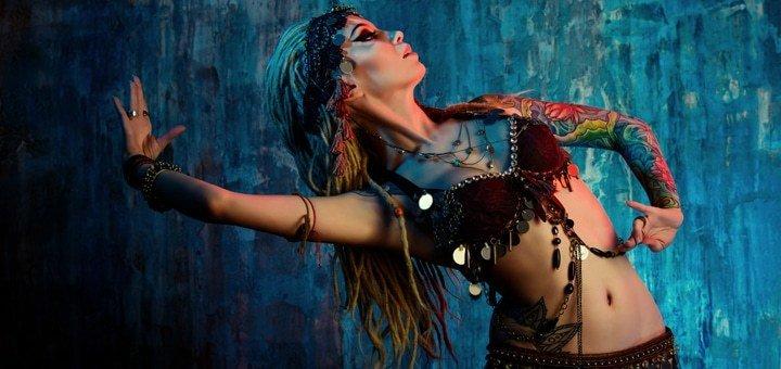 Абонемент по восточным танцам для взрослых от танцевальной студии «Альфа денс»