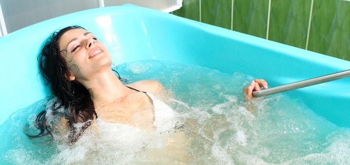 Полный курс подводного гидромассажа в спортивно-оздоровительном центре «Сырец»