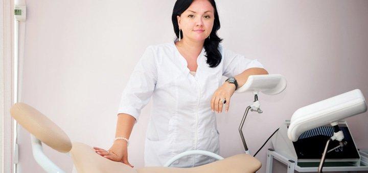 фото женнщин у гинеколога