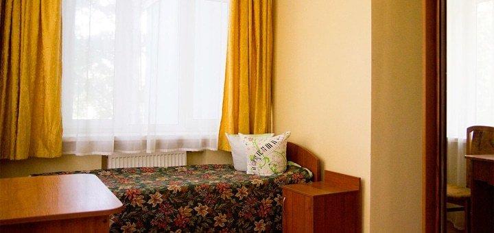 От 12 дней отдыха и оздоровления в санатории «Украина» в Ворзеле