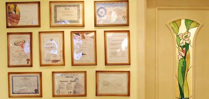 Подарочные сертификаты в элитном салоне «Langueur D'or»