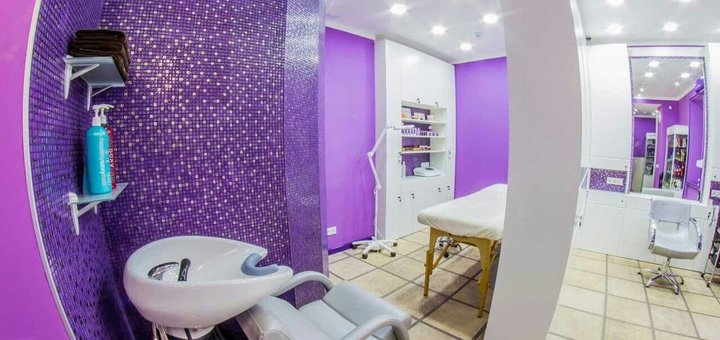 Уход за кожей лица в восемь этапов в косметологическом кабинете Елены Михайловой