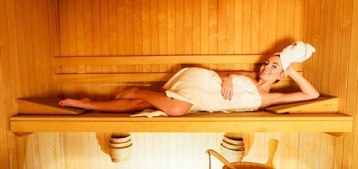 Отдых в финской сауне в спортивном клубе «Викинг»
