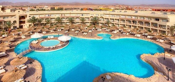 Лучшие цены на незабываемый отдых в Египте Шарм Эль Шейх в отеле Royal Albatros Moderna 5*(All Inclusive)
