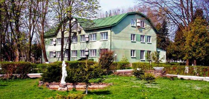 От 6 до 21 дня отдыха для одного или двоих в санатории «Полонина» в Трускавце