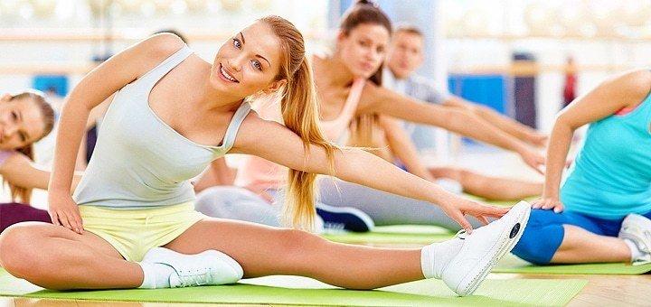 До 16 занятий по разным направлениям в клубе «Киви Фитнес»