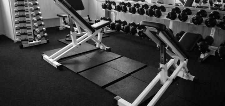 Скидка 30% на годовой абонемент в фитнес-клубе «Hard gym»