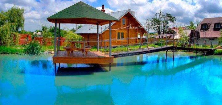 От 4 дней отдыха для двоих с питанием в отельно-развлекательном комплексе «Fata Morgana» под Львовом