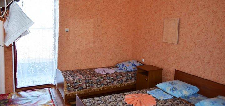 От 3 дней отдыха на базе отдыха «Глория» в Затоке