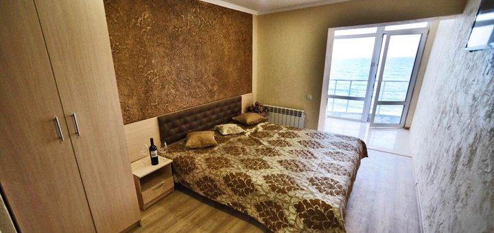 От 3 дней отдыха в новом апарт-отеле «Посейдон» в Одессе