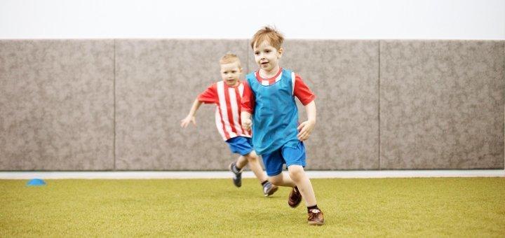 Скидка 50% на месяц обучения в детской футбольной школе «Little Champion»