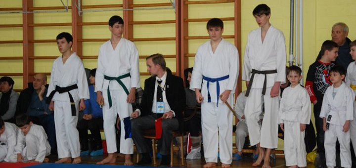 8 занятий кикбоксинга для взрослых и детей в федерации Сингитай Будо