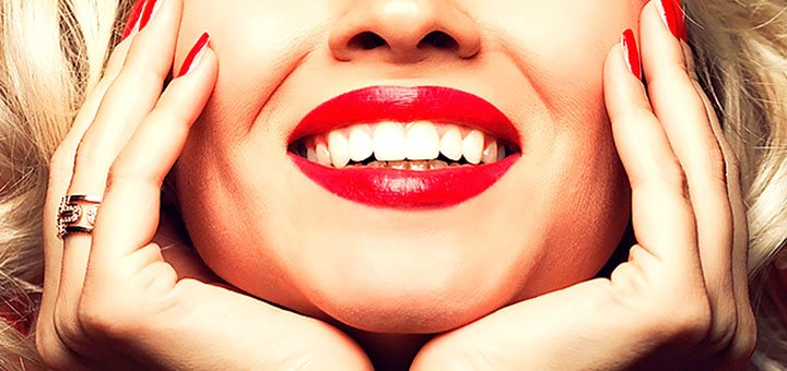 Скидка до 58% на профессиональное отбеливание зубов в клинике «Твой стоматолог»