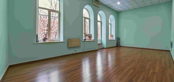 Абонемент до 3 месяцев занятий йогой 50+ в студии йоги «Self Center»