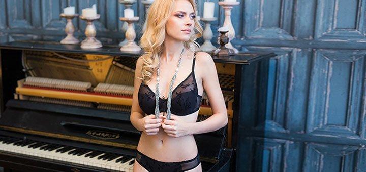 Скидка 30% на первую покупку нижнего белья в магазине «Verally»