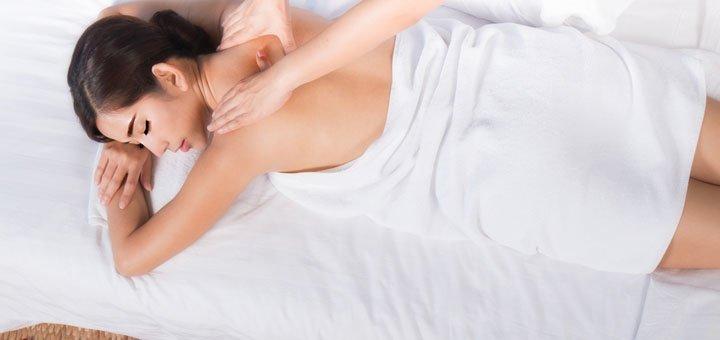 До 8 сеансов оздоровительного массажа в Массажном консультационно-диагностичном кабинете