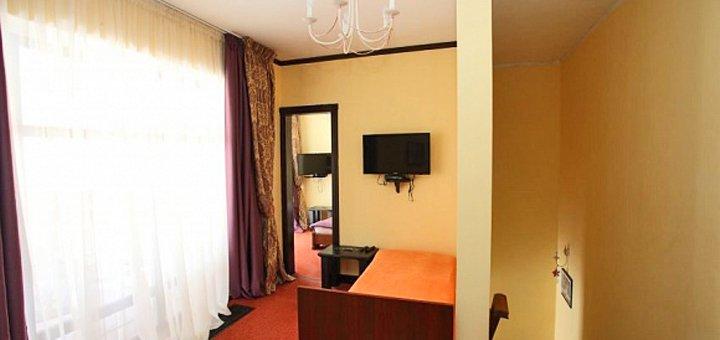 От 3 дней отдыха в отеле «Золотая подкова» в Славском