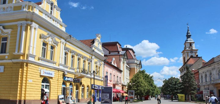 Экскурсионный тур «День Независимости в Закарпатье» от туристической компании «Дискавери Тур»