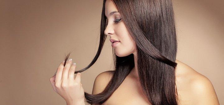 Бразильское выпрямление на любую длину волос на материалах LUX в «Helena Exclusive & BSS»