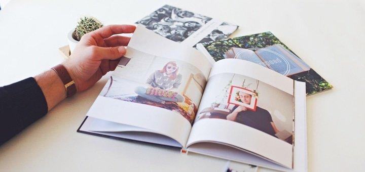 Печать фотобука с компанией «Printoccino»
