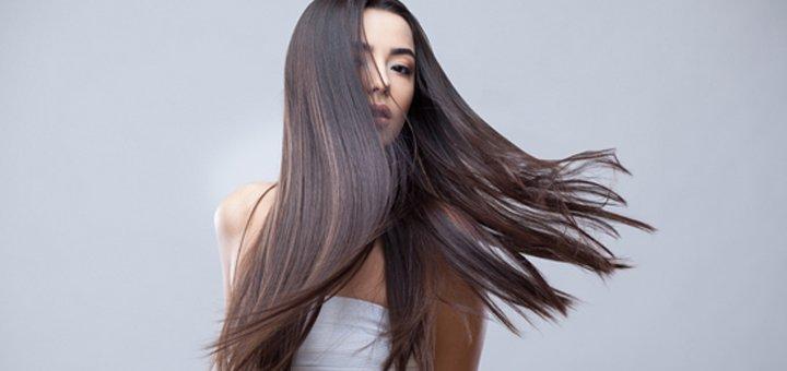 Уход за волосами на выбор в салоне красоты «Muse by Diana Tkachenko»
