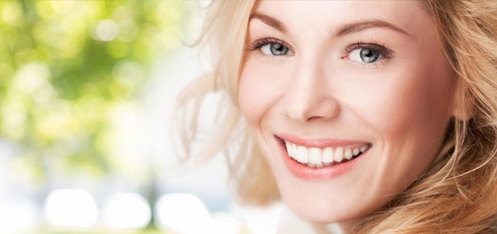 Скидка до 49% на отбеливание зубов Arde lumine в стоматологии «АбсолютДент»