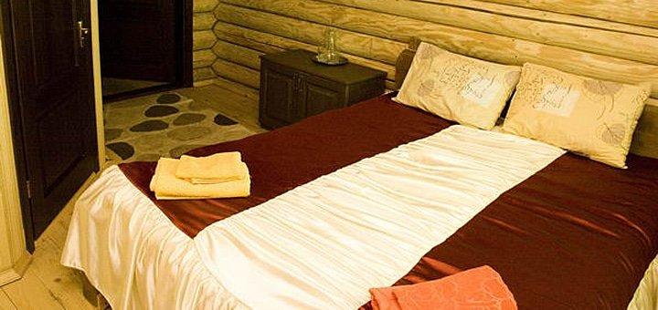 От 3 дней отдыха для компании до пятерых в отеле «Вотавилю» на Драгобрате