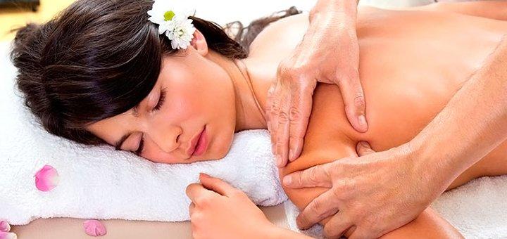 До 7 сеансов массажа тела на выбор в салоне «Vual' cosmetology»