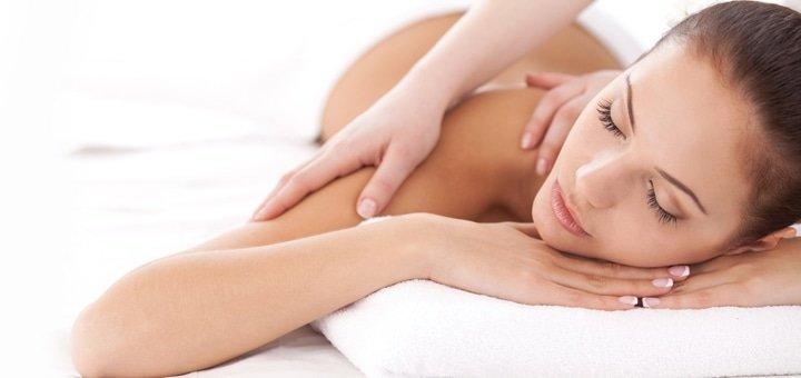 До 5 сеансов испанского массажа тела в кабинете фитопаротерапии