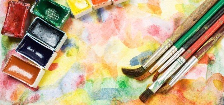 Интенсивный курс для детей и взрослых с художником Андреем Колоском в студии «Liberty Studio»
