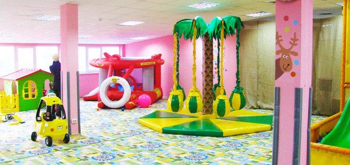 До 5 безлимитных посещений детского центра «Dream Park»