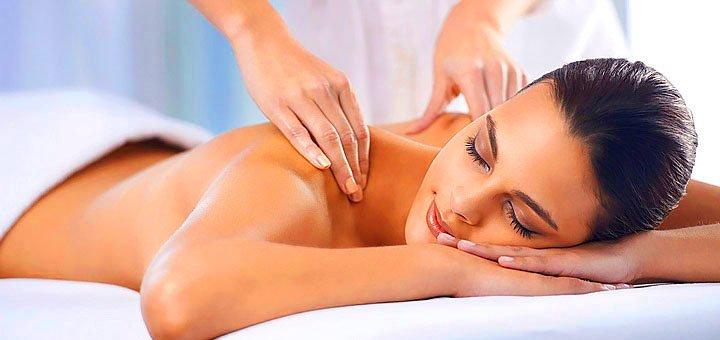 До 8 сеансов массажа спины и шейно-воротниковой зоны для женщин и мужчин в клубе «Елена»