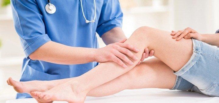 Скидка 57% на обследование и лечение у флеболога в медицинской клинике «Оливия»
