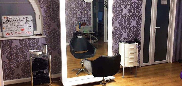 До 5 сеансов стрижки, укладки и лечение волос Loreal или Kerastase в «Helena Exclusive & BSS»