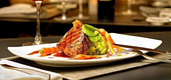 Романтический ужин или ужин для компании в греческом ресторане «Arm Greek»
