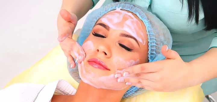 До 5 сеансов чистки лица на выбор с дополнительным уходом в кабинете косметолога и диагностики