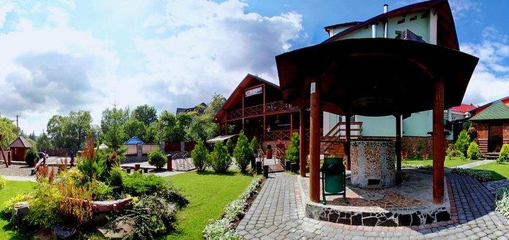 От 3 дней отдыха в отеле «Лагуна» в Славском