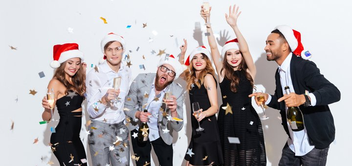 Скидка 15% на услуги компании при предзаказе новогоднего мероприятия в «Future Events»