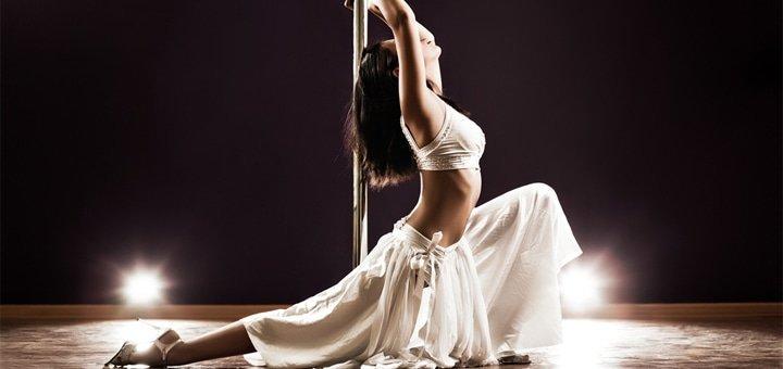 3 месяца занятий Pole dance или Exotic pole dance в школе танцев на пилоне «Belle Four»