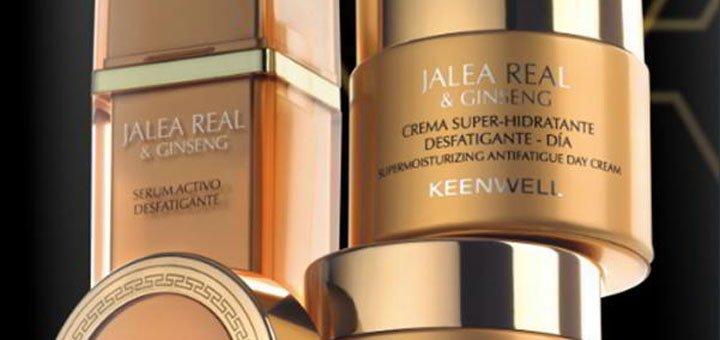 Скидки до 65% на наборы профессиональной косметики «Keenwell» (Испания)