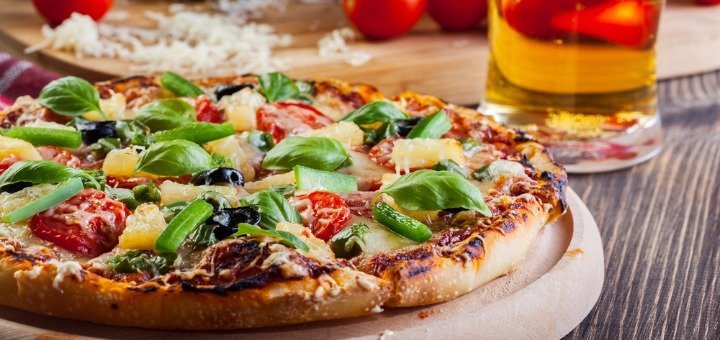 Скидка до 60% на самую вкусную пиццу от «Retro Pizza»