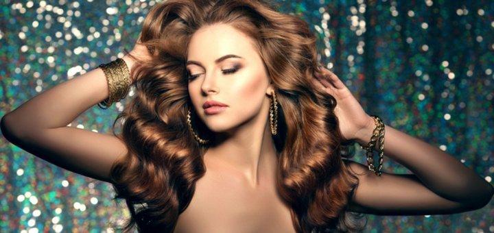 Уход и восстановление волос от студии «Danchinova Hair&Foto Studio»