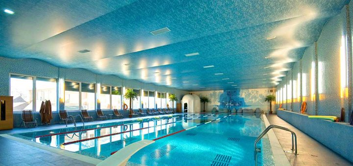 Целый день для двоих в SPA-центре «Aqua Paradise»